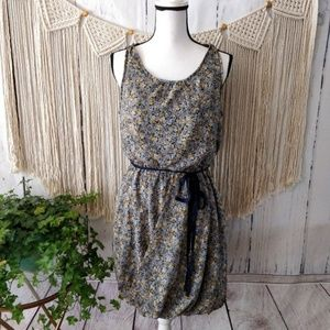 Anthropologie Maeve Wildflower Foxtrot Dress 6